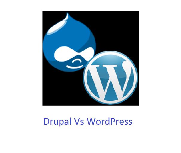 Software Development: Comparison Between Drupal and WordPress