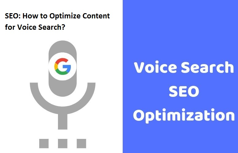 SEO services: SEO and Voice Search