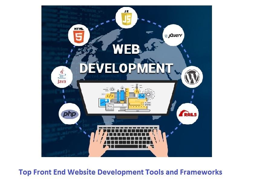 Top Front End Website Development Tools and Frameworks