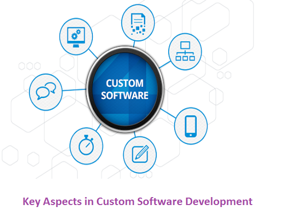 Key Aspects in Custom Software Development